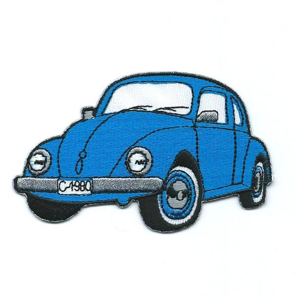 Beetle Car Blue