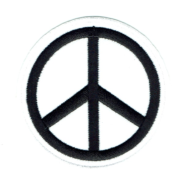 Peace Round White