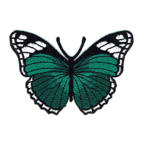 Monarch Butterfly Emerald